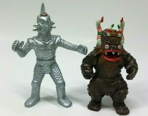 Ultraman Kaiju MICLAS & WINDAM Set Bandai HG Gashapon Monster Ultraseven US SELL