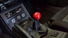 Candy Red Manual Ball Shift Knob HONDA/ACURA/TOYOTA/SUBARU/NISSAN/MAZDA
