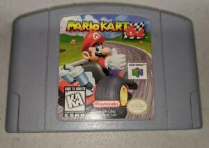 Mario-Kart-64-Nintendo-64-N64-Tested-Cartridge-Only