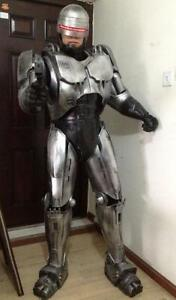 ROBOCOP-Armour-scala-1-1-INDOSSABILE-COSPLAY-Costume-armatura-Pepakura