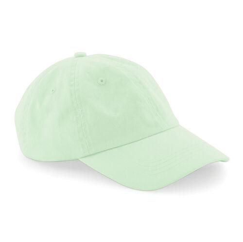 profil bas 6 Panel Cap Casquette de baseball Basebal Hat 100/% Chino Coton