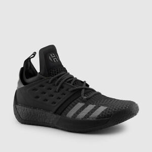 15cc83a40292 Adidas James Harden Vol 2 Nightmare Black Silver 11. F34361 ultra ...