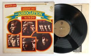 The-Association-Insight-Out-1967-US-1st-Press-VG-Ultrasonic-Clean