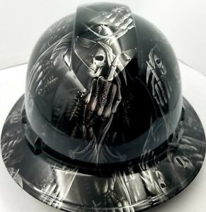 Hard-Hat-custom-hydro-dipped-OSHA-approved-FULL-BRIM-FTW-GRIM-REAPER-UP-YOURS