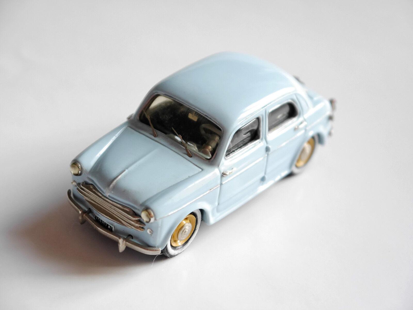 Fiat 1100 Nuova Berlina Limousine blau Blau, Handarbeit handmade CB Models 1 43    Spielen Sie Leidenschaft, spielen Sie die Ernte, spielen Sie die Welt