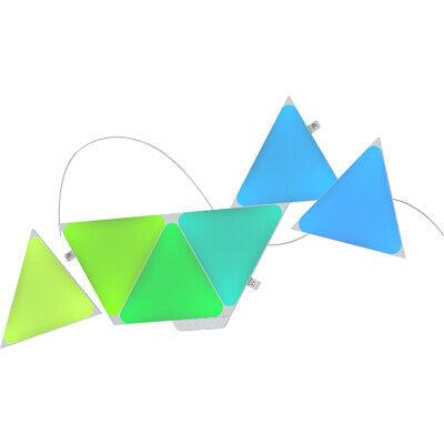 Nanoleaf Shapes Triangles 7-Panel Smart LED Multicolor Lighting Kit for $159.99 + free shipping w/code SAVE20FORBTS