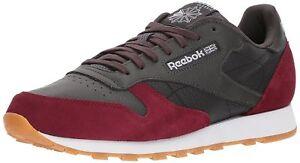 f5c51e42b249 Image is loading Reebok-Classic-Leather-Men-039-s-Running-Training-