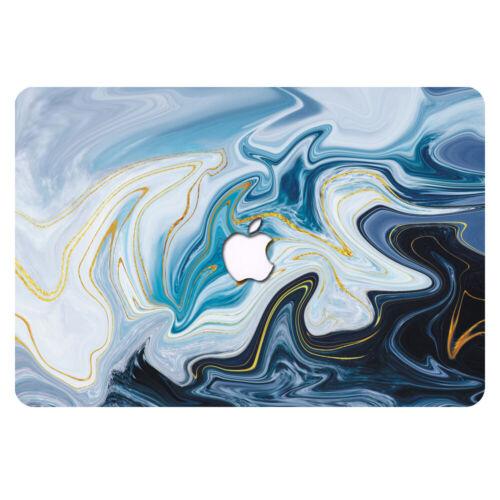 "Macbook Air 13 11 Macbook Pro 13 15 12/"" Rubberized Hard Shell Case Cover Skin DK"
