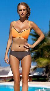 8bf20c4486870c Elegant & Sexy Bikini Self Gr.40-44,Cups 75 F-85 F zweifarbig (930 ...