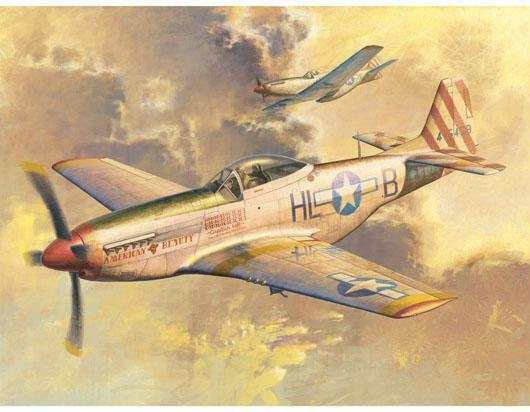 ◆ Trumpeter  1 32 02275 P-51 MUSTANG IV