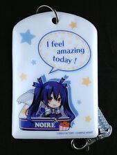 Hyperdimension Neptunia Noire Pass Card Case Holder Tsunako Museum