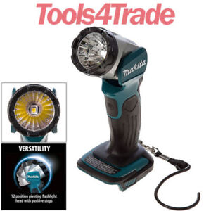 Makita-DML802-14-4V-18V-LED-Work-Light-Torch-9-Positions-Body-Only