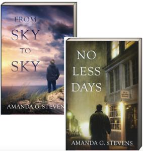 No-Less-Days-1-2-No-Less-Days-amp-From-Sky-to-Sky-by-Amanda-G-Stevens-Paperback
