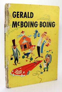 Gerald-McBoing-Boing-Dr-Seuss-Book-Simon-amp-Schuster-1952-First-Edition-Vintage