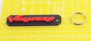 Honda-Varadero-plastic-keyring-Keychain-Porte-Cles-keyholder-motorcycle