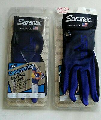 Saranac New FITNESS GLOVES Natural Leather Men S Black//White