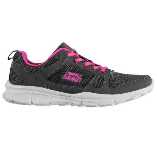 Slazenger Femme Force Maille Chaussures De Course Chaussures Baskets à Lacets