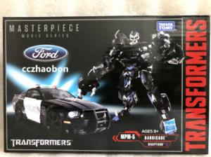 Hasbro Transformers Movie MPM-5 MPM-05 Barricade Police Car Action Figure Boxed