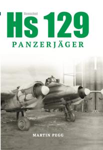 Henschel-Hs-129-Panzerjager-Martin-Pegg-BRAND-NEW-RELEASE-Ultimate-Ref