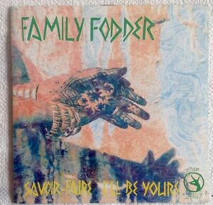 FAMILY-FODDER-Mint-7-034-1980-Savoir-Fairs-I-039-ll-be-yours-Crammed-disks-2457-Bel