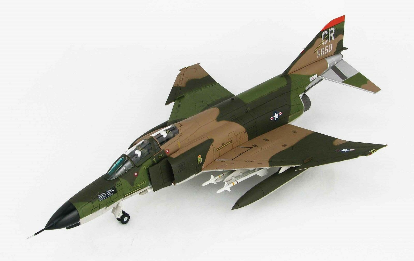 Hobby Master 1/72 HA2018 F-4D Phantom II los perros Fighter En Stock