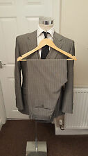 TED BAKER 3 PIECE SUIT 40 R WOOL BLEND