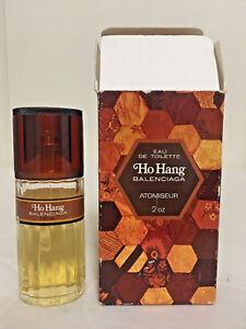 prima Inspeccionar espectro  Vintage Balenciaga Ho Hang Eau de Toilette spray 2 oz Fragrance Perfume |  eBay