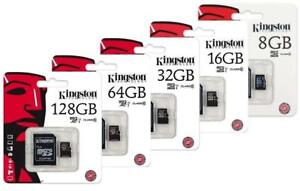 Kingston-Canvas-Select-32GB-64GB-128GB-MicroSD-Class-10-UHS-1-With-Adapter-UK