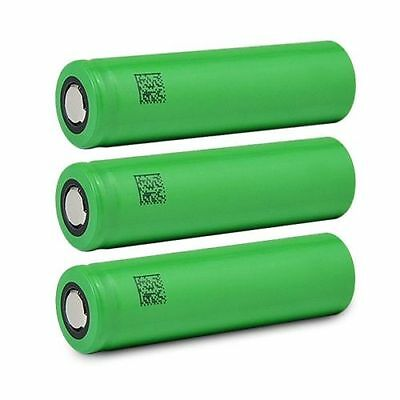 3 Of Sony VTC5 18650 3.7V Battery 2600mAh 30A High Drain Li-ion Battery New