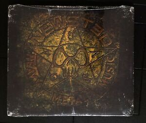 Newsted-Heavy-Metal-Music-CS026-2-US-CD-Album-Digipak-SEALED
