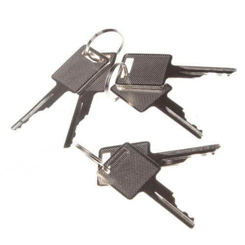 3 Pairs Ignition Key for Bobcat Skid Steer Loaders S150 S175 S220 S330 S450 S510
