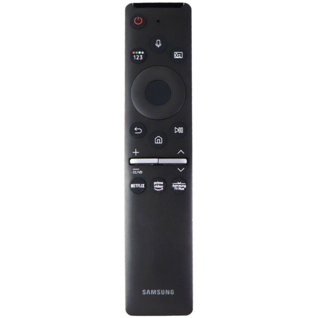 Samsung Remote Control (RMCSPR1AP1 / BN59-01330A) for Select Smart TVs - Black