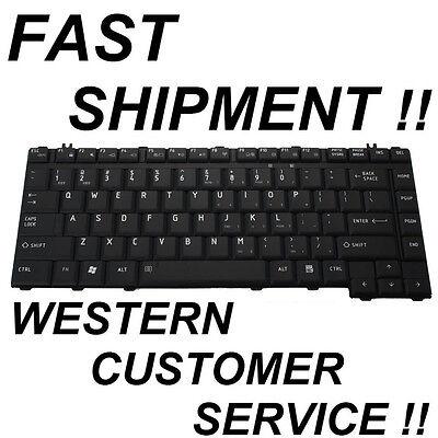 NEW US English Toshiba Tecra S10 S5 P5 P10 keyboard no point stick