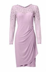 f5e94a2f06b2f3 Das Bild wird geladen Kleid-Abendkleid-Cocktailkleid-von-Ashley-Brooke-Gr-46 -