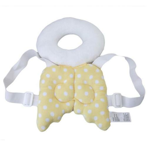 Baby Kids Head Protection Pillow Pad Toddler Head Back Protector Guard Cushion H