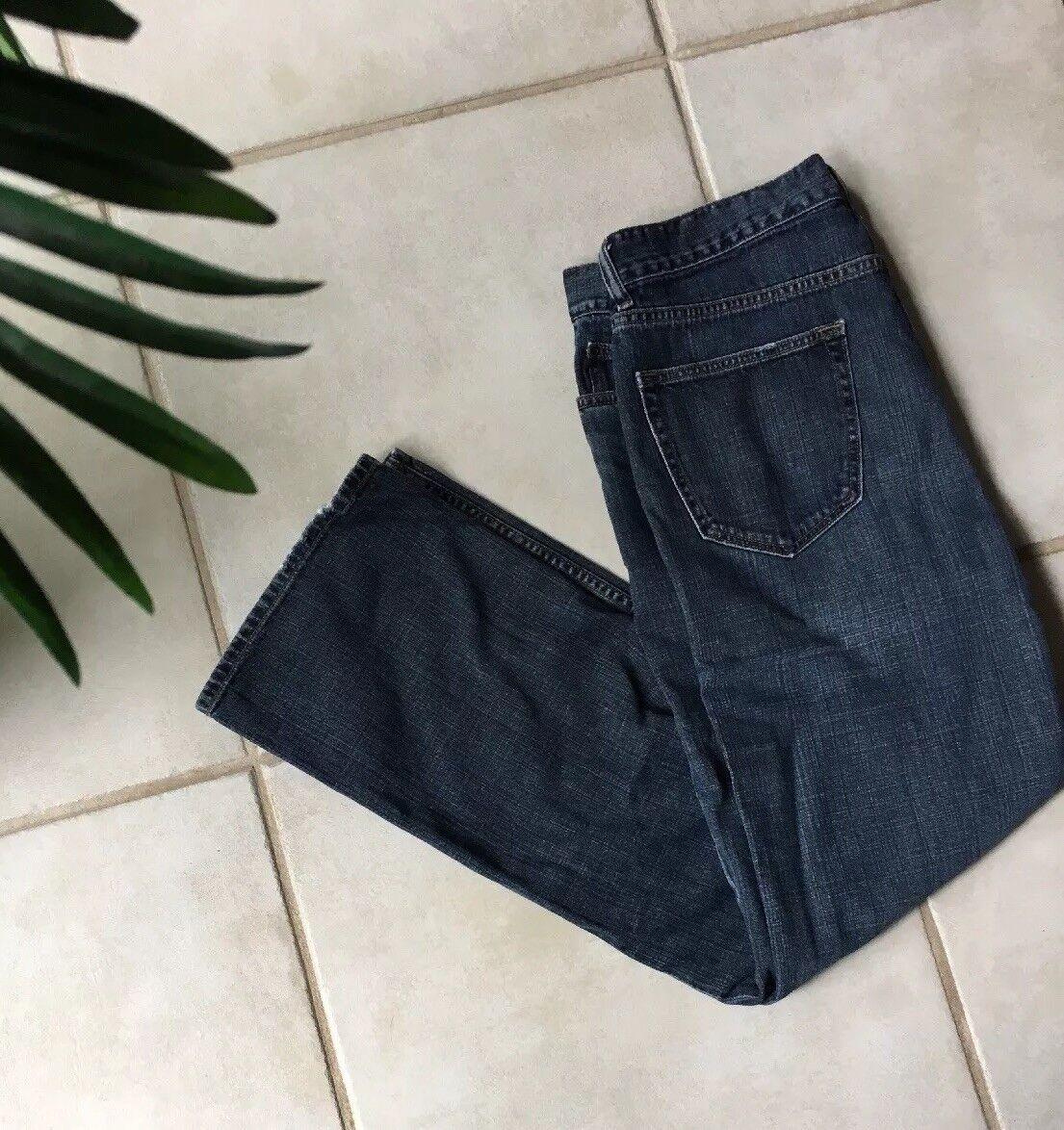 Men's Structure Denim Jeans 34 x 32
