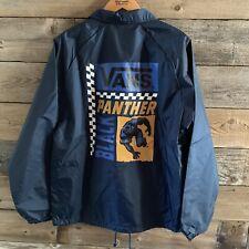 8a1e11a4e38a84 item 1 Vans X Marvel Black Panther Navy Blue Jacket Men s M Torrey Coaches  Medium New -Vans X Marvel Black Panther Navy Blue Jacket Men s M Torrey  Coaches ...
