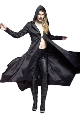 Queen of Darkness Cappotto dark NOBLESSE-Gothic