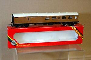 Hornby-R938-LNER-Thompson-Flying-Scotsman-FRENO-3-Coach-1870-Menta-En-Caja-NF