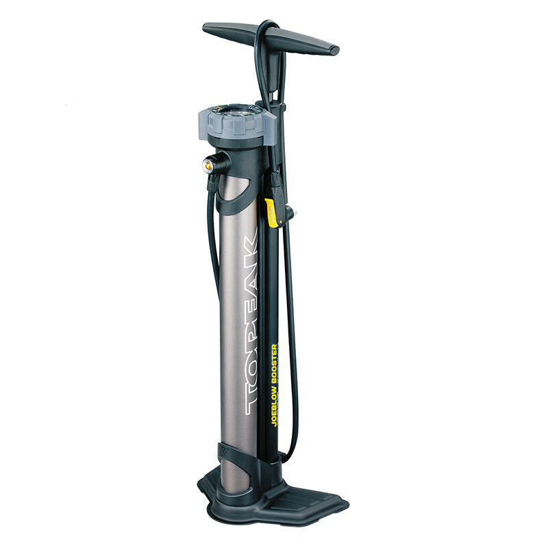 Topeak JoeBlow Booster Pump Topeak Floor Joe Blow booster