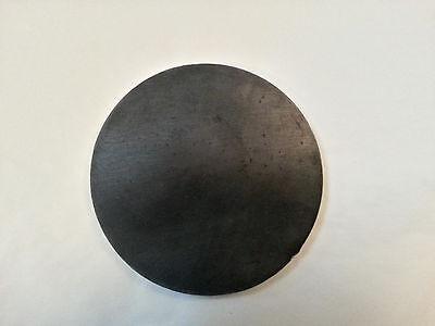 """1/4 .250 Steel Circle, Disc 8"""" Diameter Bullseye Metals"""