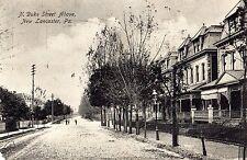 North Duke Street in Lancaster PA 1913