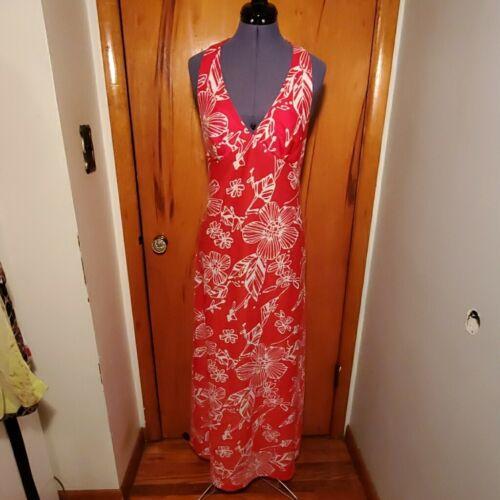 Vintage Hawaii Nei, Honolulu Halter Maxi Dress