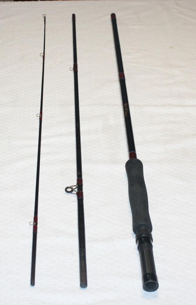 Martin 3 Pièce 8 FT (environ 2.44 m) Fly Fishing Rod équilibrée pour ligne 6 7
