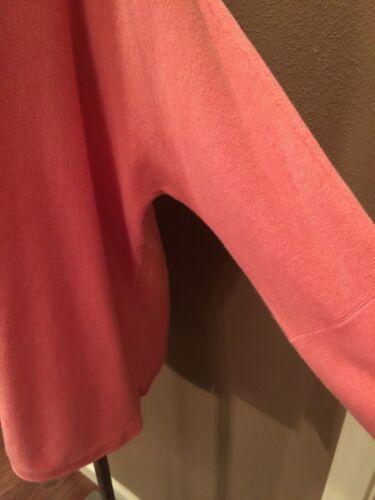 4 Pure Sweater 3 Shoulder Jill Cardigan Carino Drop J Sleeve S Melon p vxFwvqCr