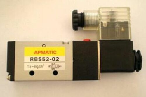 1PC NEW APMATIC solenoid valve RBS52-02 #OH19