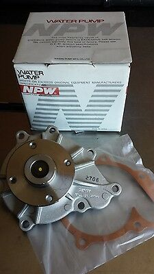 HOLDEN  ISUZU JACKAROO  4JX1 3.0L DIESEL JAPANESE REPLACEMENT WATER PUMP .. NEW