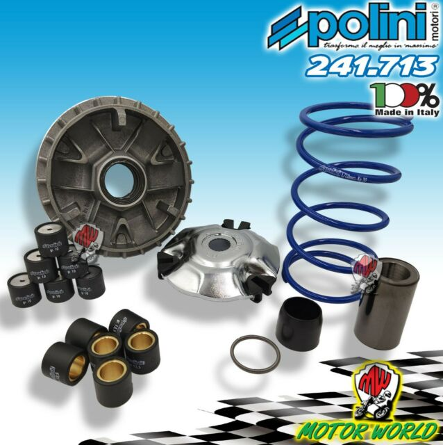 241.713 Cambiador Polini Hi-Speed Piaggio 125/150 4T Motor Leader 241713