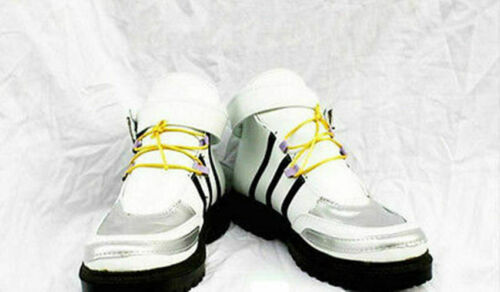 Hot Kingdom Hearts Riku Cosplay Shoes Boots Custom Made Cos Shoes////1