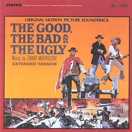 1 of 1 - Ennio Morricone - Good, The Bad and the Ugly [Original Motion Picture Soundtrack